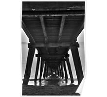 Largs Bay Pier Poster