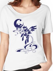 My Moon's Lineage Women's Relaxed Fit T-Shirt