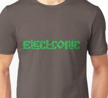 Electronic green PCB style Unisex T-Shirt
