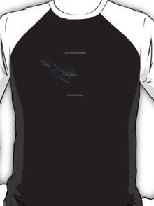 Skyrim - Dragon flying. T-Shirt