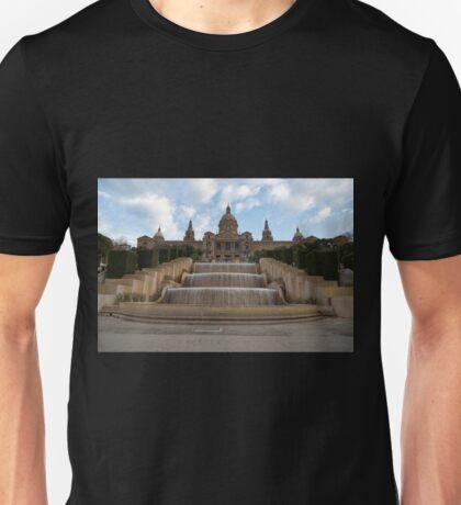 Palau Nacional Unisex T-Shirt