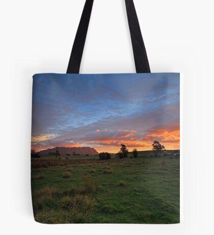 Mt Roland Tote Bag