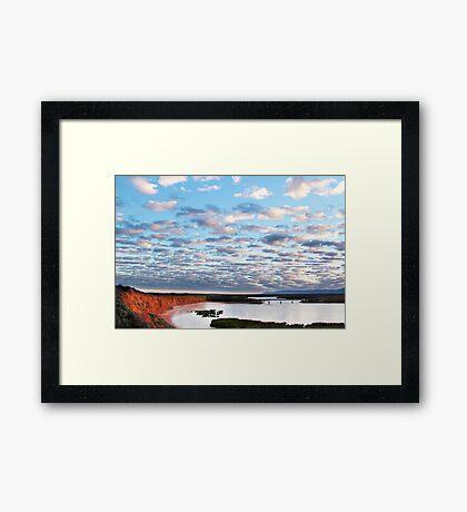 Redbanks - For Ever and Ever Framed Print