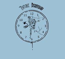 Zombie Doomsday Clock Unisex T-Shirt