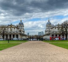 Greenwich by Thasan