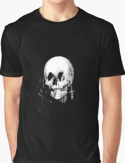 All Is Vanity: Halloween Life, Death, and Existence Graphic T-Shirt