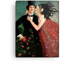 The Art of Seduction Metal Print