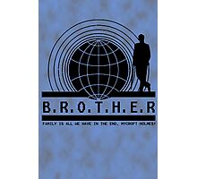 Brother dear Photographic Print