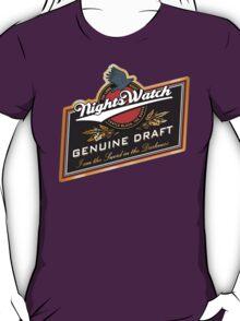 Nights Watch Draft T-Shirt