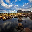 Hangklip Pool by Rob  Southey