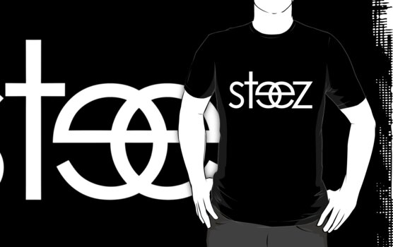 Steez (White) by Faded Fabrics