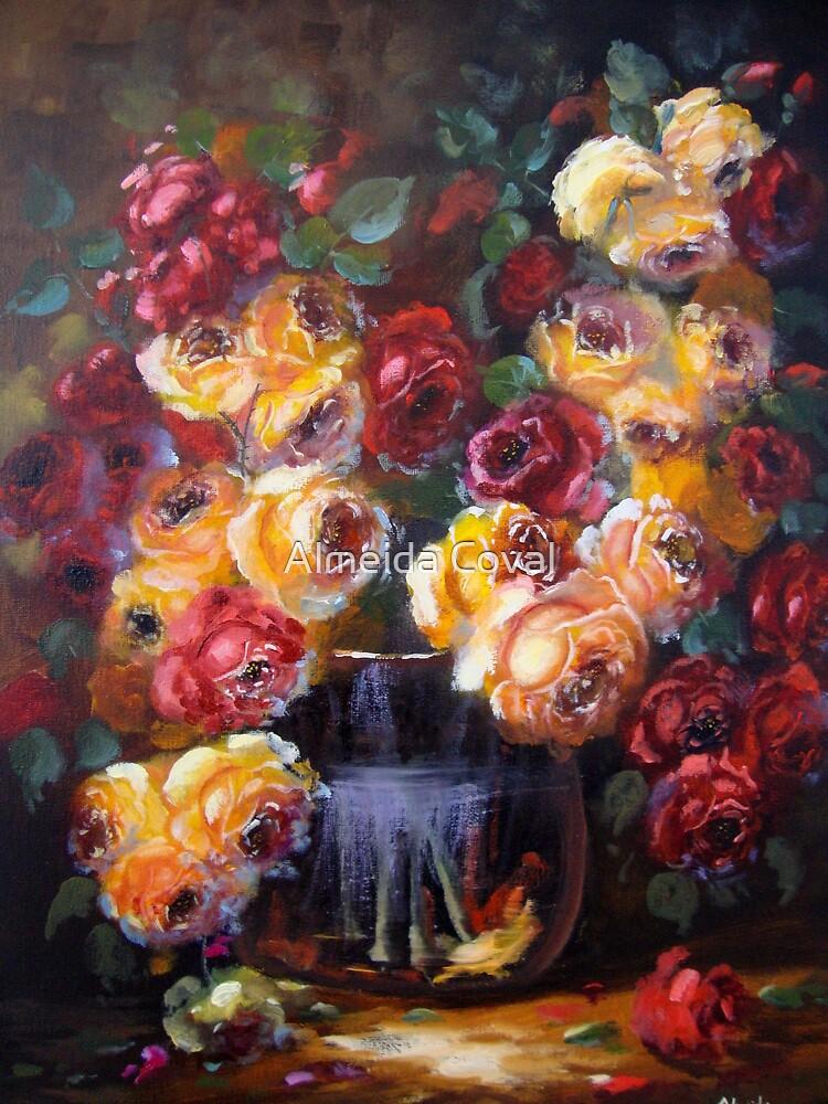 rosas..meu presente para a mulher.. by Almeida Coval