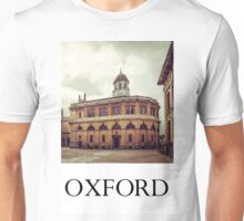 Oxford: Sheldonian Theater Unisex T-Shirt