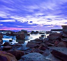 The Skillion, Terrigal by Isabel J Coote Photography