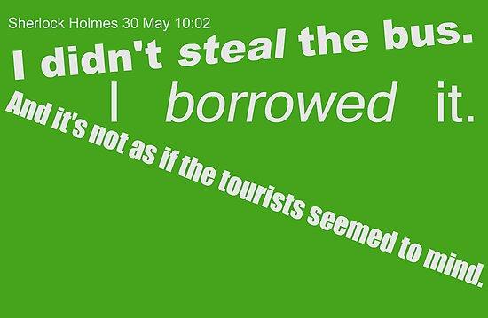 tourists didn't mind by kjen20
