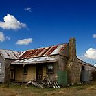 Homestead Gone - Midlands, Tasmania by clickedbynic