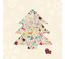 Christmas Tree 01 Photographic Print