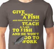 Go Fishing! Unisex T-Shirt