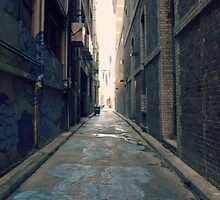 Dream Alleyway by AreEsGee