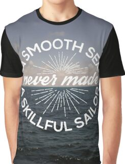 A Smooth Sea Graphic T-Shirt