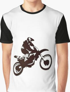 Motor X Silhouette Graphic T-Shirt
