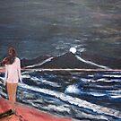 Moonlight Walk by rjpmcmahon