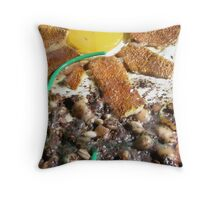 SPRING 2 - FLOWER Throw Pillow