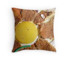 SPRING 3 - SUN Throw Pillow