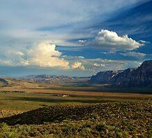 Nevada Sky by Mjr5house