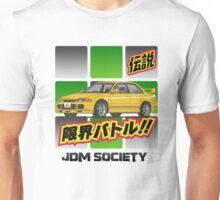 Mitsubishi Evolution III Unisex T-Shirt