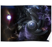 When Universes Collide Poster
