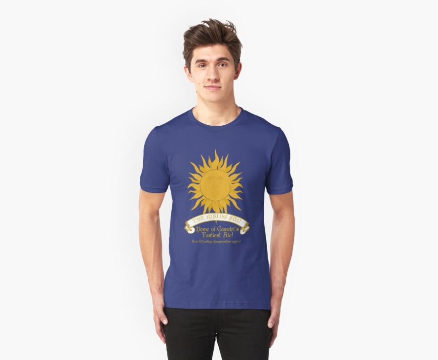 The Rising Sun Tavern by KitsuneDesigns