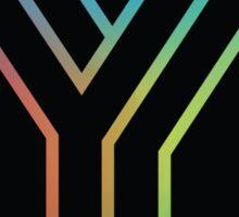 Y&Y Sticker