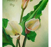 Happy Mother's Day - Scrap Book Calla's by taiche