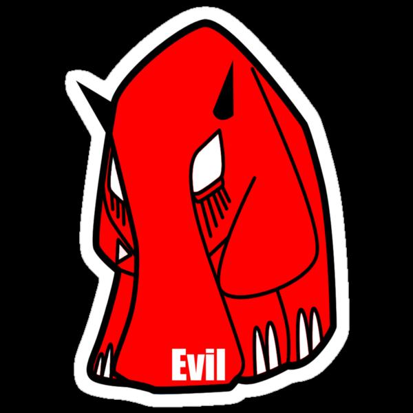 Evil Ele by Monkeytotem