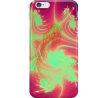 Fire mermaid I phone 4 iPhone Case/Skin