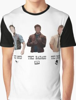 chris pratt Graphic T-Shirt