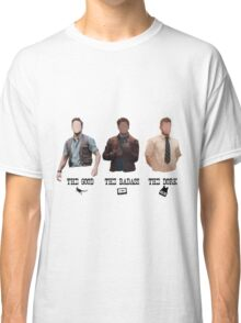 chris pratt Classic T-Shirt