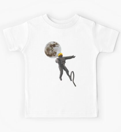 Lunar lifeline Kids Tee