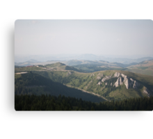 Kopaonik national park Canvas Print