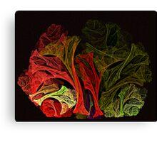 Vegetable Fayre Canvas Print