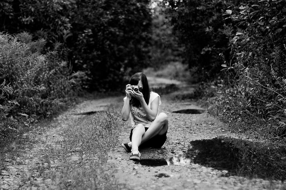 Photographer by Anete Bauere