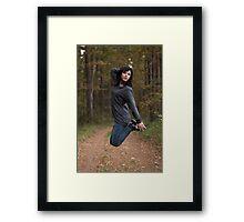 Jump! Framed Print