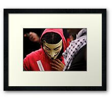 Ive a dream and I will make it real!  Framed Print