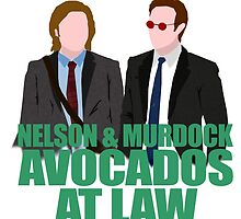 N&M - avocados at law by athelstan