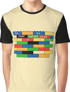 Brick in the wall Graphic T-Shirt