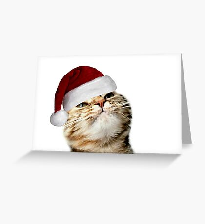 Christmas Is About Me Greeting Card