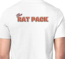 The Rat Pack, Singers, Music, Crooners, Frank Sinatra, Sammy Davis, Dean Martin. Unisex T-Shirt