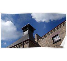 Bushmills Distillery Poster