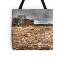 A farm scene Tote Bag